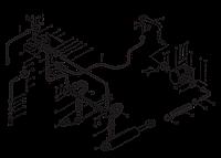 Гидравлическая рулевая система | Гидравлическая система фронтального колесного погрузчика XCMG ZL50G