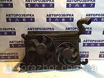 Радіатор інтеркулера основний  пічки Фольксваген Кадді Volkswagen Caddy 1.9 2.0