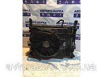 Радиатор Рено Кенго Renault Kangoo 2 ll 2008-2012 1.5 DCI запчастини