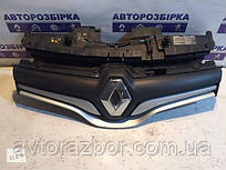 Решітка радіатора решетка Рено Кенго Renault Kangoo 2013-2015 запчасти