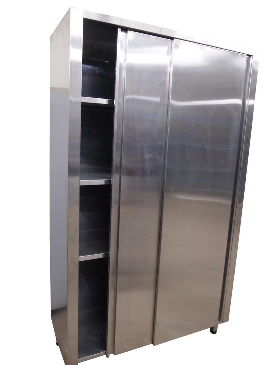 Шафа підлогова для посуду, 2 секц, двері-купе ( 1200*600*1800)