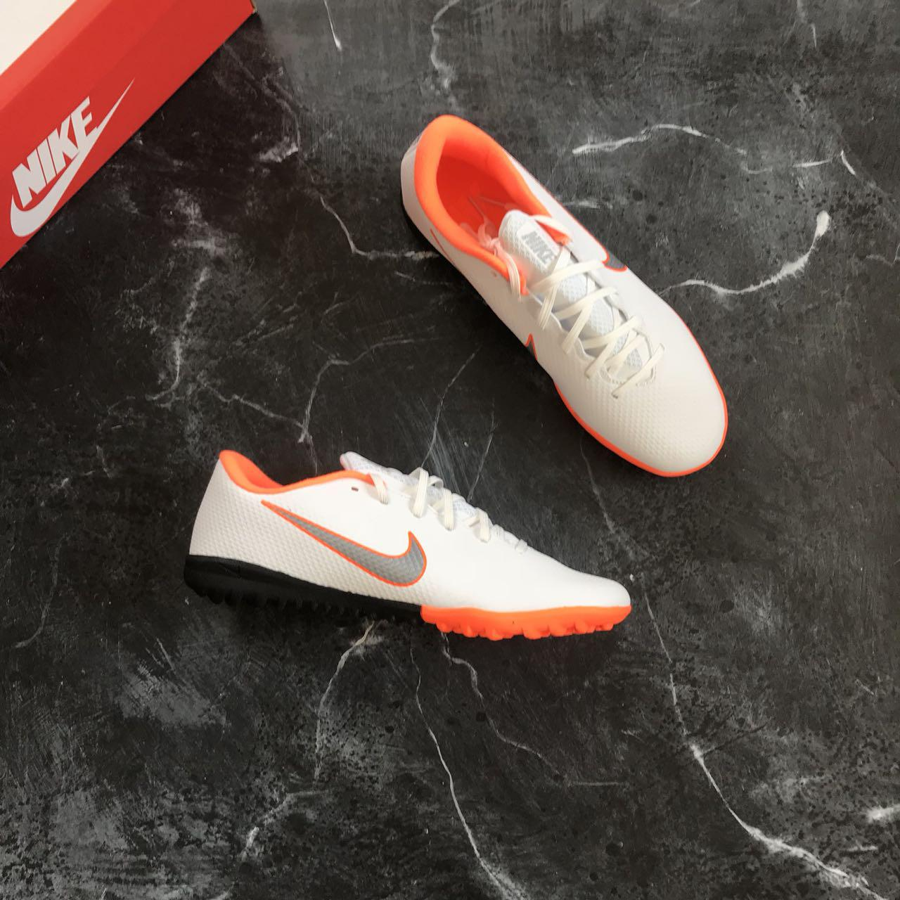 52a18cea Сороконожки Nike Mercurial Vapor Х White - Sport Exclusive магазин  футбольной экипировки в Киеве