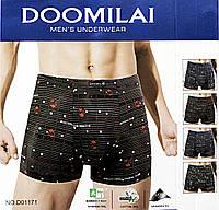 Мужские боксеры Doomilai. Бамбук + Хлопок. D01171., фото 1