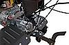 Мотоблок WEIMA WM1100ВE-6 DeLuxe + разблокираторы полуосей (КМ ручки, дизель 9,5 л.с., эл. стартер), фото 4