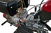 Мотоблок WEIMA WM1100ВE-6 DeLuxe + разблокираторы полуосей (КМ ручки, дизель 9,5 л.с., эл. стартер), фото 3