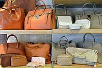 Реставрация кожаных сумок, кошельков, перчаток