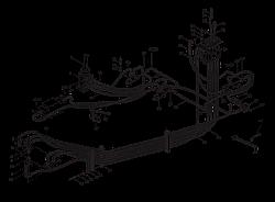 Гидравлическая система управления   Гидравлическая система фронтального колесного погрузчика XCMG ZL50G