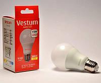 Светодиодная лампа Vestum LED  A65 15W 3000K 220V E27