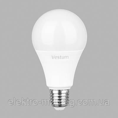 Светодиодная лампа Vestum LED  A70 20W 4100K 220V E27