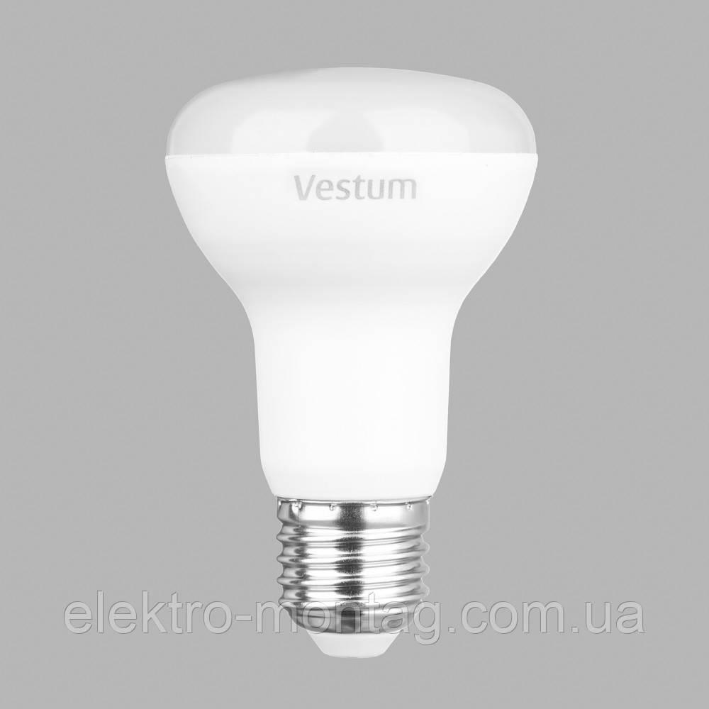 Светодиодная лампа Vestum LED  R63 8W 4100K 220V E27