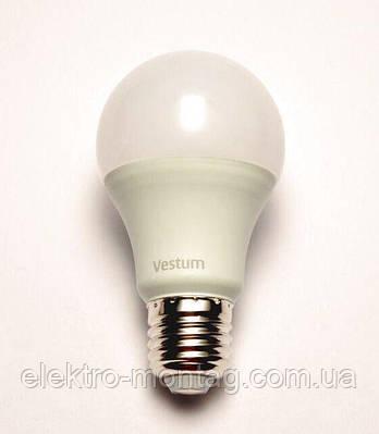 Светодиодная лампа Vestum LED  A60 12W 3000K 220V E27