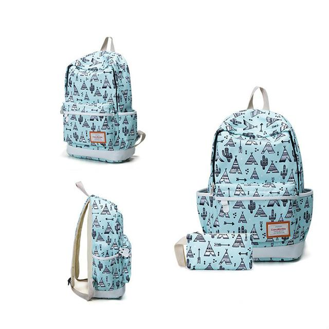 Качественный рюкзак с пеналом