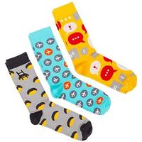 Набір шкарпеток NEW (3 шт) Introvert S (36-38)