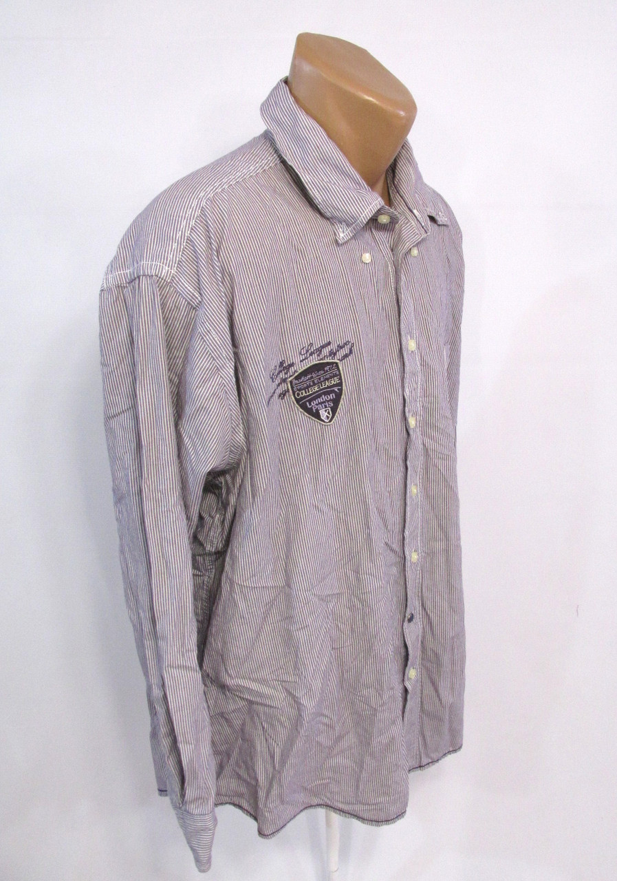 Рубашка Bartlett, XXL, cotton, стильная, Как Новая!
