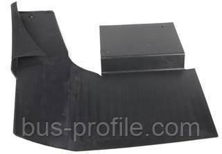 Брызговик (задний) (R) MB Sprinter 408-416CDI 96- — Solgy — 304015