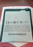 "Аккумулятор Батарея Meizu M3 Note (BT61) 4100mAh ""Версия L681H"""