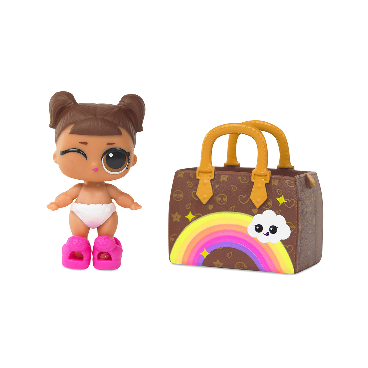 Игровой набор с мини-куклой L.O.L. 4 сезон - Маленькие ...