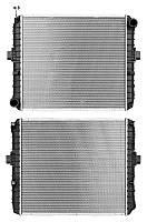 Радиатор охлаждения двигателя Ивеко Evrocargo 1-3