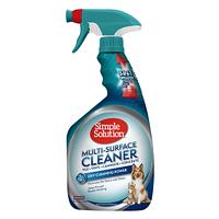 SS Multi-Surface Cleaner Высокоэффективные нейтрализаторы разрушают неприятные запахи 945мл