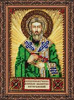 Набор для вышивки бисером икона Святой Валентин