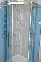 Душова кабіна Italian Style ALTURA  100х100х190 без піддону Італія, фото 2