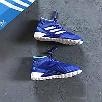 Сороконожки Adidas Predator 18.3 Blue