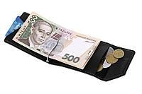Зажим для денег Soldi, черный, фото 1