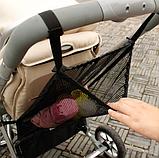 Сумка-сетка для прогулочной коляски, фото 4