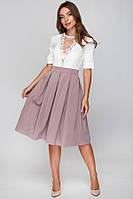 Женское офисное платье SV 18-65