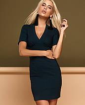 Женское короткое стрейчевое платье-футляр (Стейси jd), фото 2