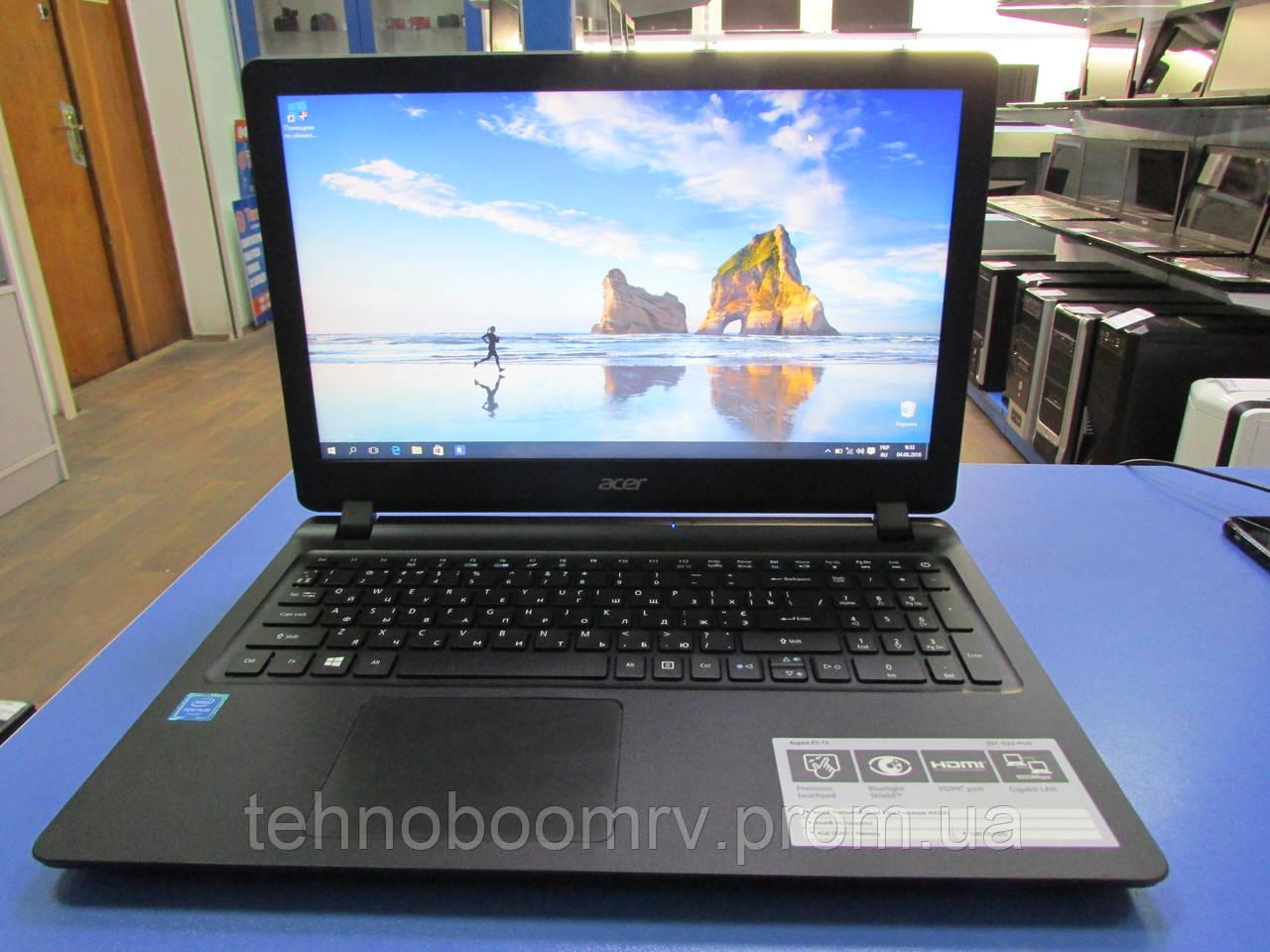 Acer Aspire ES1-533 - Intel Celeron N3350 2.4GHz/DDR3 6GB/HDD 500GB