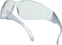 Очки защитные Delta Plus BRAVA2 CLEAR (прозрачные)