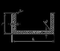 П образный профиль (швеллер) | Производство под заказ