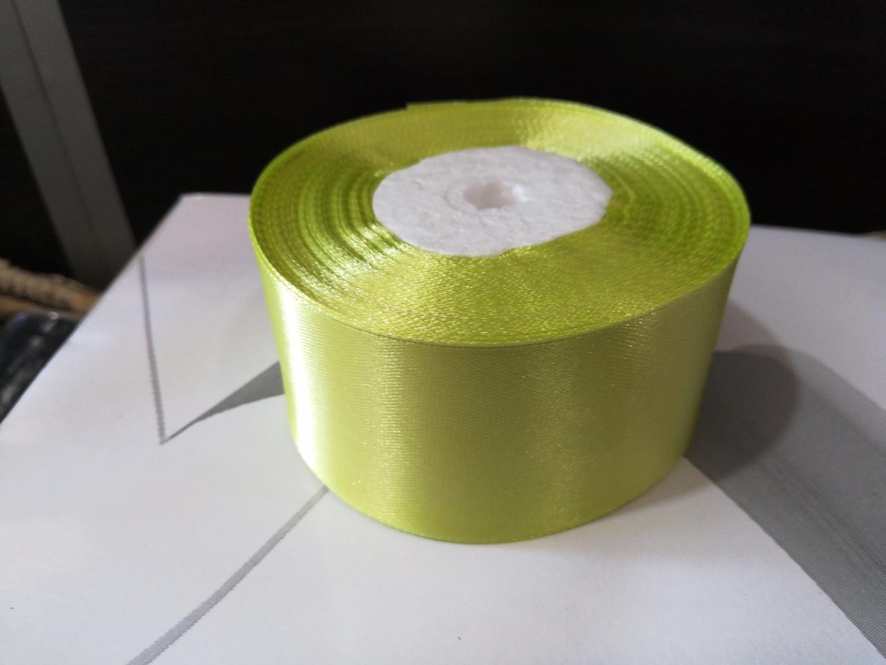 Лента атласная 4 см (цвет 150)