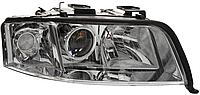 Фара передняя Правая AUDI A6 (C5) DEPO  08.01-05.04