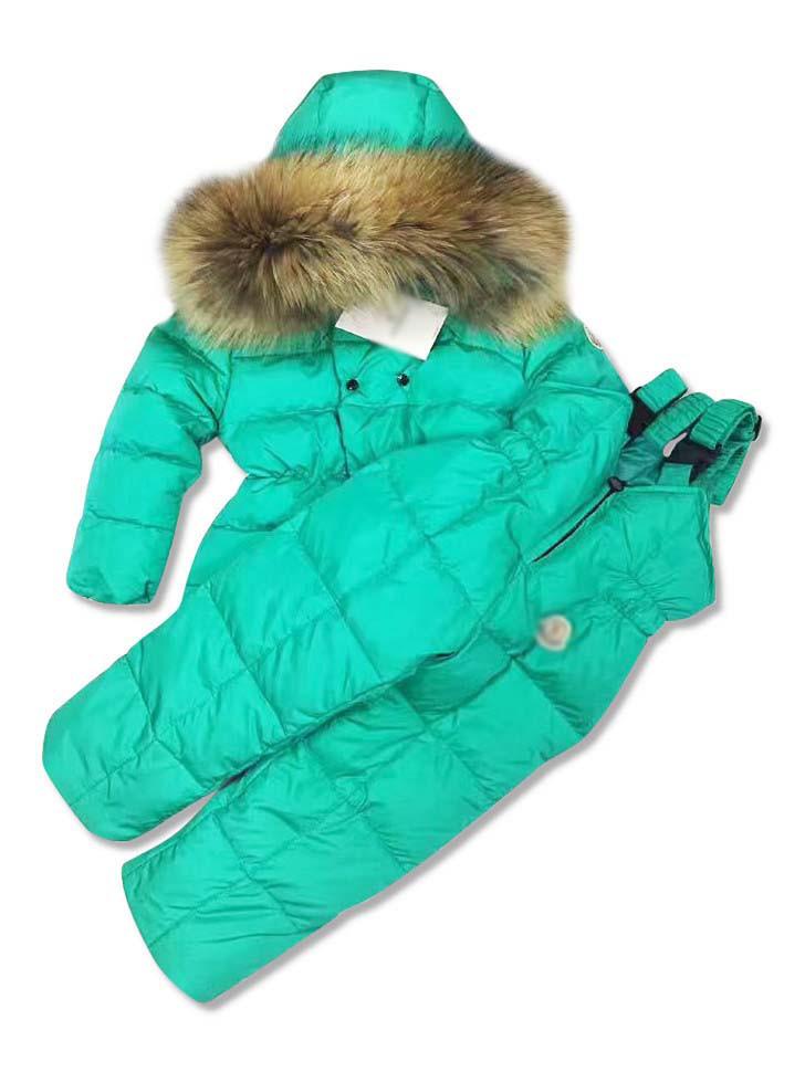 Детский зимний комплект Sabbi мятный