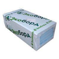 Экструдированный пенополистирол ЭКОБОРД 1200*600*40 мм (лист.в пач/м2 в листе/м3 в листе) 10/0,72