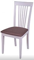 Стул С-553 Милан Н с мягким сиденьем, цвет белый, Заказ от 2 штук