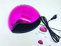 Лампа для маникюра Nail Lamp Powerful 48Вт Фиолетовая, фото 1