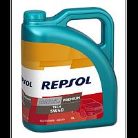 REPSOL PREMIUM TECH 5W-40 5L