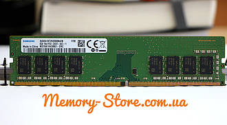 Оперативная память для ПК Samsung DDR4 8Gb PC4-2400T (б/у)