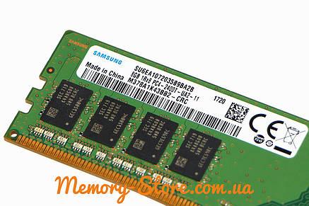 Оперативная память для ПК Samsung DDR4 8Gb PC4-2400T (б/у), фото 2
