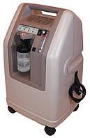 Концентратор кислорода DeVilbiss 525 5L с пробегом, новые расходники, США