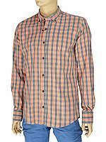 7663e05cd74 Мужская рубашка в крупную клетку размер L. Сертифицированная компания.