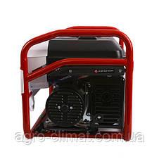 Генератор однофазный бензиновый Weima WM2500 (2,5 кВт) 1 фаза, фото 3