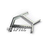 Лотки лестничные угловые НЛ-У45, НЛ-У95