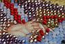 Набор для вышивки бисером икона Святой Арсений, фото 4