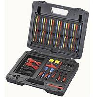 Asta универсальный комплект измерительных проводов для силовых электрических