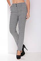 Женские деловые клетчатые брюки (1789 mrs), фото 2