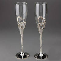 Свадебные бокалы Amia 107503